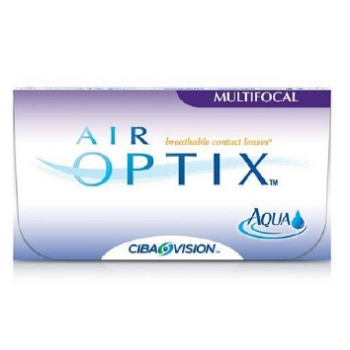 Air Optix Air Optix Aqua Multifocal Contact Lenses