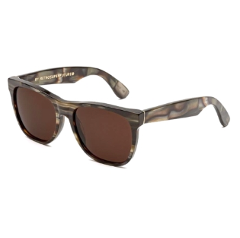 Super Classic IKMF 2GJ Acqua Santa Large Sunglasses