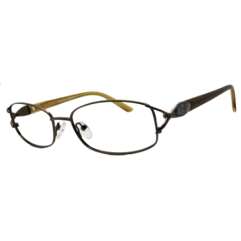 Club 54 Emerald Eyeglasses