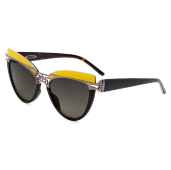 Coco Song Golden Temple Sunglasses