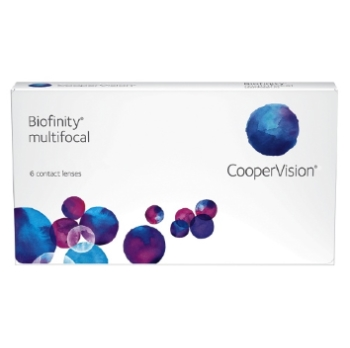 Biofinity Biofinity Multifocal D Distance Contact Lenses