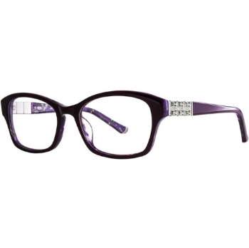 Judith Leiber Couture Cosmic Eyeglasses