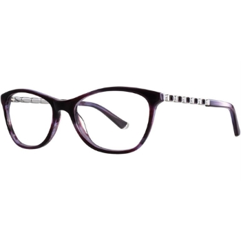 Judith Leiber Couture Crescent Eyeglasses