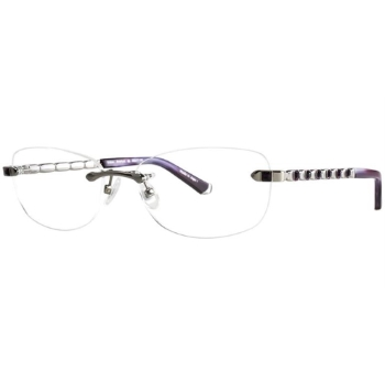 Judith Leiber Couture Eclipse Eyeglasses