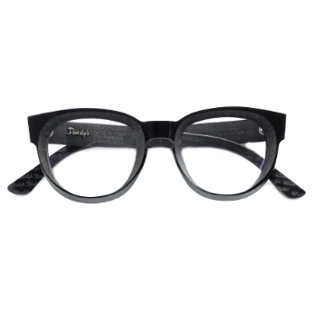 Dandys Bill Rough Eyeglasses