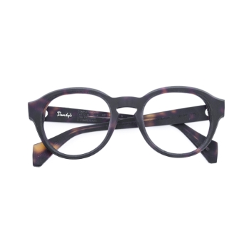 Dandys Platone Rough Eyeglasses