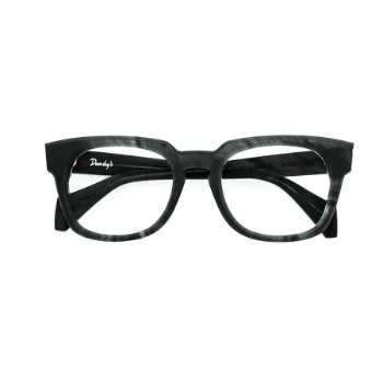 Dandys Socrate Rough Eyeglasses