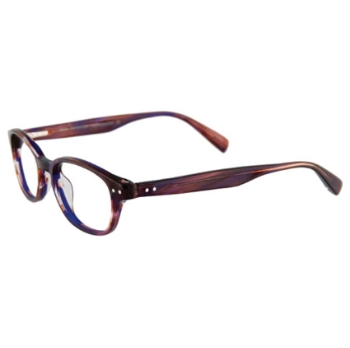 MDX - Manhattan Design Studio S3261 w/Magnetic Clip-ons Eyeglasses