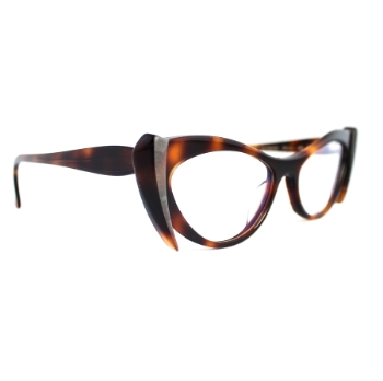 Ecole De Lunetiers Cat Woman Eyeglasses