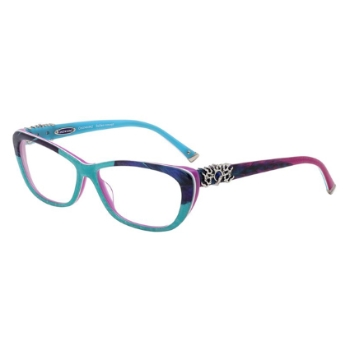Coco Song Fire Eye Eyeglasses