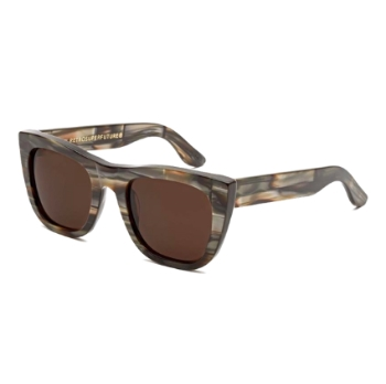 Super Gals IEGX 2FS Acqua Santa Large Sunglasses