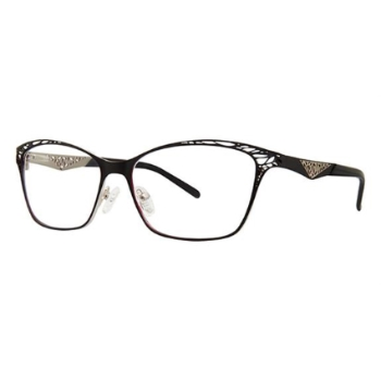 Genevieve Boutique Plus GB+ Generous Eyeglasses