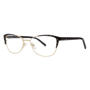 Genevieve Boutique Plus GB+ Prominent Eyeglasses