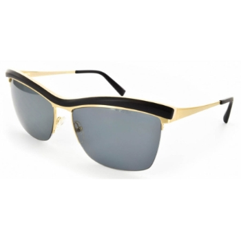 Gold & Wood Eva 01 Sunglasses