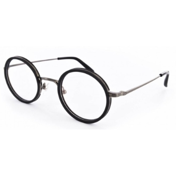 Gold & Wood Titan 01 Eyeglasses