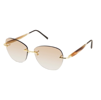 Gold & Wood Comtesse 12.D.10.01.CB41 Sunglasses