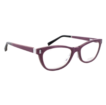 Gold & Wood Orion 03 Eyeglasses