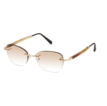 Gold & Wood Princesse 02.D.02.03.CB4 Sunglasses