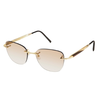 Gold & Wood Princesse 11.D.07.01.CB24 Sunglasses