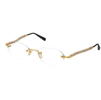 Gold & Wood Vendome 01.D.29.05.CB6 Eyeglasses