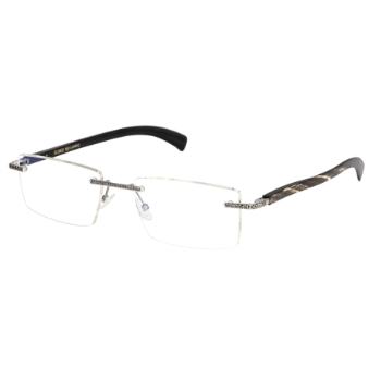 Gold & Wood Windsor 01 Eyeglasses