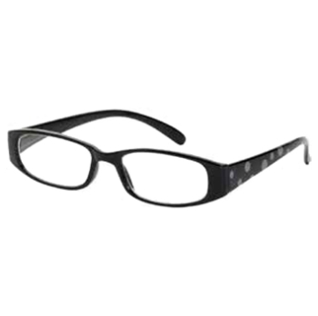 Hilco Readers FF750 Polka Dot Eyeglasses