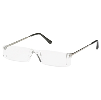 Hilco Readers VR100 Crystal Half-Eye Reader Readers