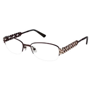 Jimmy Crystal New York Enchanted Eyeglasses