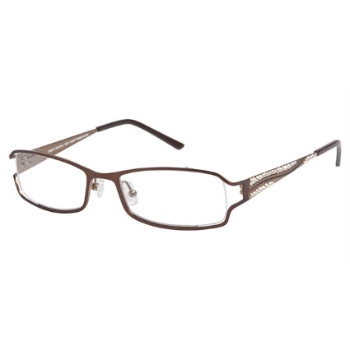 Jimmy Crystal New York Temptation Eyeglasses