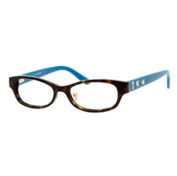 Juicy Couture JUICY 134/F Eyeglasses