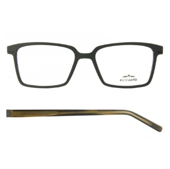 Kilsgaard 43 (Acetate Temple) Eyeglasses