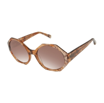 Kate Young K535 Ruby Sunglasses