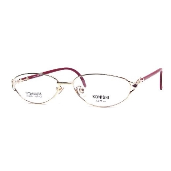 Konishi Titanium SF2007 Eyeglasses