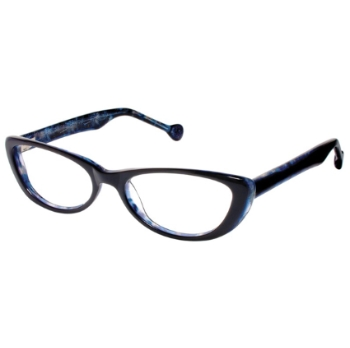 Lisa Loeb Butterfly Eyeglasses