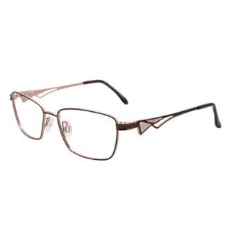 MDX - Manhattan Design Studio S3315 w/Magnetic Clip-ons Eyeglasses