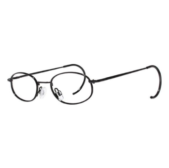 Modern Optical Pumpkin w/Cable Temples Eyeglasses