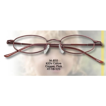 Mandalay Kids Mandalay M 810 Eyeglasses