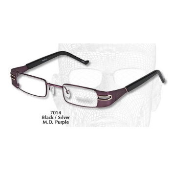 Mandalay Designer Edition Mandalay 7014 Eyeglasses