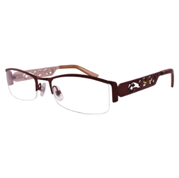Native Visions Wolf Eyeglasses