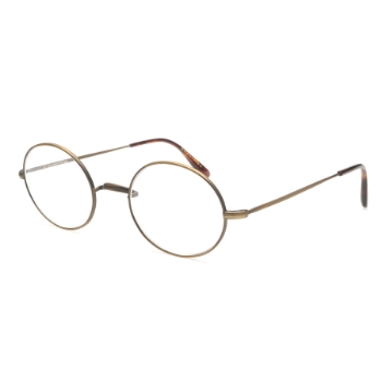 Oliver Goldsmith Oval Eyeglasses