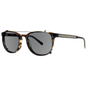 The Original Penguin The Teter Clip Sunglasses