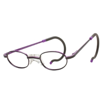 Pez PattyCake-Cable temples Eyeglasses