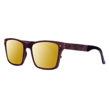Proof Tamarack Wood Sunglasses