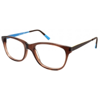 Pure Color Refined Eyeglasses