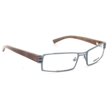 f3947793110 Evolution Art RE009 (Wood Temples) Eyeglasses