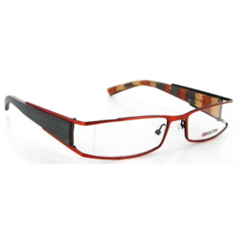 Evolution Art RE012 (Wood Temples) Eyeglasses