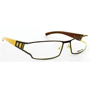 Evolution Art RE017 (Wood Temples) Eyeglasses