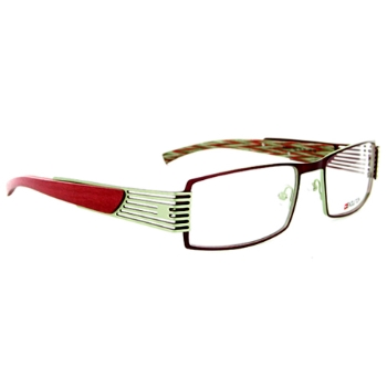 af2f90e8258 Evolution Art RE019 (Wood Temples) Eyeglasses