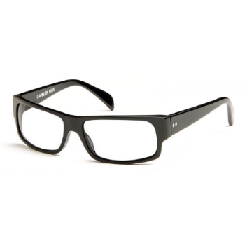 Tres Noir The Rambler Eyeglasses