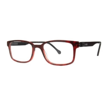 Red Rose Binetto Eyeglasses